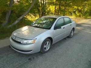 2003 Saturn Ion - Certified and E-tested