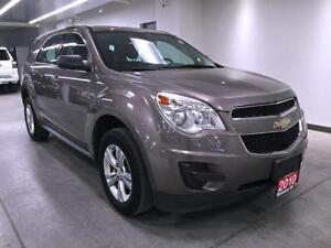 2010 Chevrolet Equinox LS Clean Carproof 2.4L FWD ONE OWNER Oakville / Halton Region Toronto (GTA) image 3