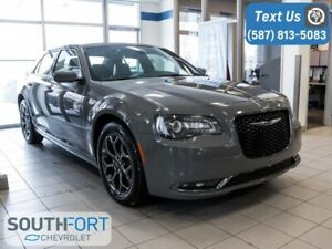2018 Chrysler 300 S AWD Remote Start Leather Heat Seat $216 B/W