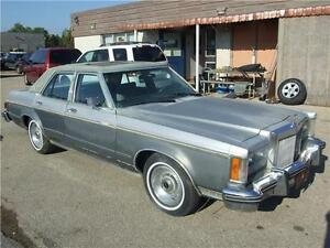 1977 Lincoln Versailles Kitchener / Waterloo Kitchener Area image 3