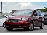 2014 Chrysler Town & Country Touring CUIR TOIT DVD GPS CAMÉRA