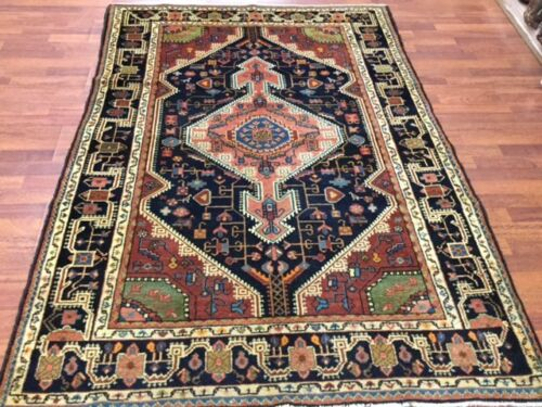 Antique Persian Malayer Rug-3801