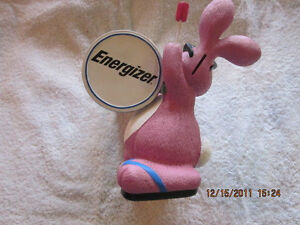 BRAND NEW Collectible ENERGIZER BUNNY Bank