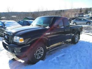 EASY TO FINANCE!!! 2007 Ford Ranger Sport 4X4 ! MANUAL.
