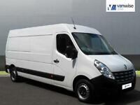 2015 Renault Master LM35 BUSINESS DCI S/R P/V Diesel white Manual