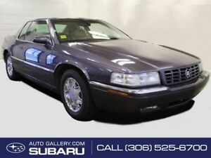 1995 Cadillac Eldorado LOCAL TRADE | NEVER WINTER DRIVEN | STUNN