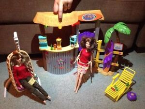 Barbies and Play Sets