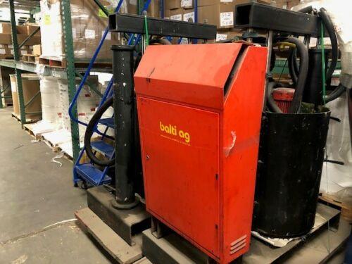 Balti Ag heated drum unloader