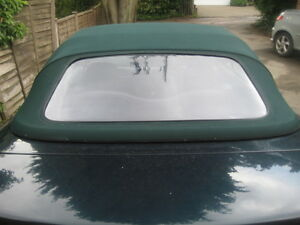 Renault Megane Convertible Rear Window Ebay