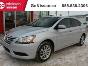 2015 Nissan Sentra S: AUTOMATIC, AIR CONDITIONING, POWER WINDOW,