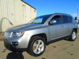 2015 JEEP COMPASS NORTH EDITION- LEATHER-4WD-AMAZING