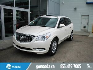 2014 Buick Enclave PREMIUM LEATHER NAV SUNROOF ADAPTIVE CRUISE
