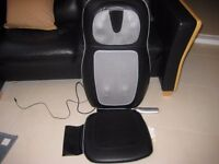 Shoulder and Back Massage chair by Homemedics