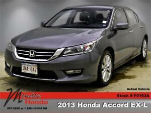 2013 Honda Accord EX-L V6 (A6)