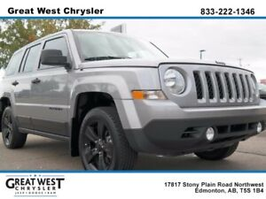 2015 Jeep Patriot Sport**Altitude Appearance Package**4x4**U-Con