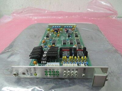 AMAT 0100-00132 PCB Sync Detect PWB, FAB 0110-00132, 400790