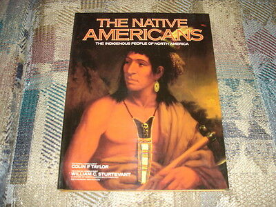 1991 The Native Americans The Indigenous People Of North America