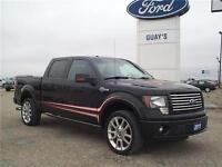 2011 Ford F-150 SuperCrew Harley Davidson