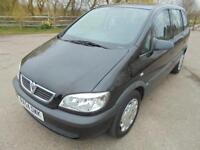 Vauxhall Zafira 1.8 i 16v Life 5dr AUTO 7 ER