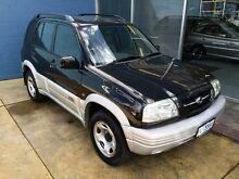 2000 Suzuki Grand Vitara (4x4) 5 Speed Manual Wagon Hobart CBD Hobart City Preview