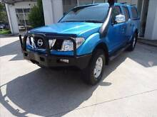 FROM ONLY $129 P/WEEK ON FINANCE* 2007 NISSAN NAVARA ST-X (4X4) Blacktown Blacktown Area Preview