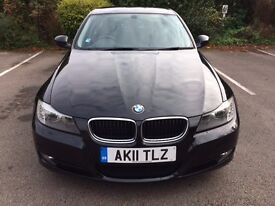 BMW 3 SERIES 2.0 320d EfficientDynamics 4dr - Full Service History, Low tax, Low MPG