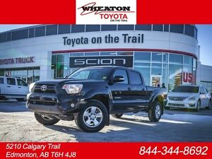 2015 Toyota Tacoma TRD Sport, Heated Seats, Touch Screen, Back U