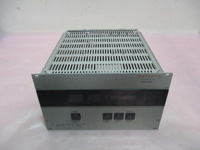Bazlers IMG 300 Ion Gauge Control, Controller, BGD25750, 416311