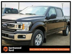 2018 Ford F-150 XLT 300A 3.3L 6-SPD auto 4x4 supercrew, cruise c
