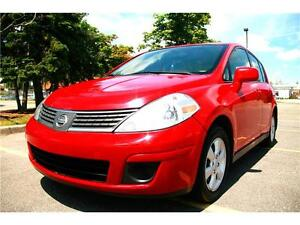 2008  Nissan Versa,Alloy,  Hatchback , Everything Power