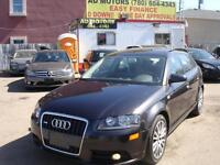 2007 AUDI A3 S-LINE LEATHER SUNROOF 96K-100% APPROVED FINANCING