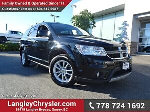 2015 Dodge Journey SXT W/MULTI ZONE CLIMATE & 3RD ROW