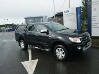 Ford Ranger 2.2TDCi ( 150PS ) ( EU5 ) 4x4 auto Double Cab Limited