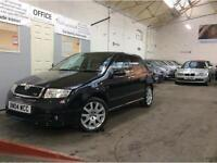 Skoda Fabia 1.9 TD vRS 5dr FSH + LOW MILEAGE + 6 SPEED + 130BHP + FSH + 2 KEYS
