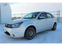 2011 Ford Focus SES w/Heated Leather Seats & Sunroof on SALE