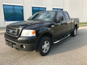 2006 FORD F-150 SUPERCAB 4WD|ACCIDENT FREE|6 PSGR|8 CYLINDER!