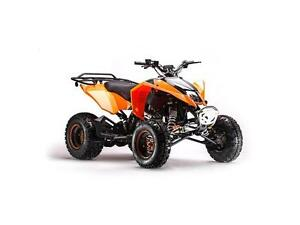 GIO BLAZER 250cc Liquid cooled ATV $2995 fall is here!!!!