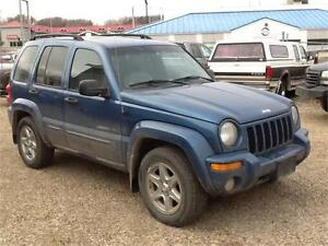2003 Jeep Liberty Limited $5495 MIDCITY WHOLESALE