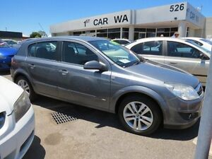 2008 Holden Astra CDX Grey 5 Speed Manual Hatchback Victoria Park Victoria Park Area Preview