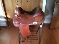 "Western Saddle "" All In One"" Package"""