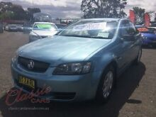 2006 Holden Commodore VE Omega Blue 4 Speed Automatic Sedan Lansvale Liverpool Area Preview