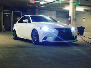 Lease Takeover 2015 Lexus IS350 FSport *Incentive Deal!*