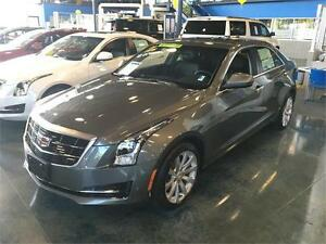 New 2017 Cadillac ATS plus 0 % lots to choose from