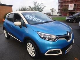 64 RENAULT CAPTUR DYNAMIQUE MEDIANAV ENERGY DIESEL TAX EXEMPT *SATNAV*
