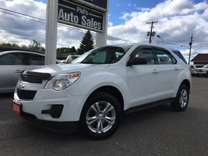 2014 Chevrolet Equinox LS AWD.. ROOMY ... LOTS OF OPTIONS!!