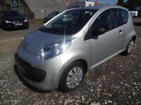 CITROEN C1 1.0 AIRPLAY~07/2007~MANUAL~3 DOOR HATCHBACK~STUNNING SILVER