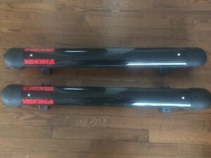 Yakima big  ski and snowboard rack