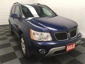 2008 Pontiac Torrent AWD! Heated Seats! Clean Title!