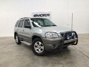 2004 Mazda Tribute Luxury Silver Automatic Wagon Williamstown North Hobsons Bay Area Preview