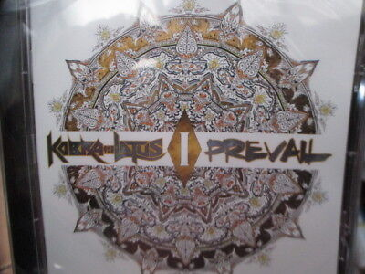 **NEW SEALED** Kobra And The Lotus - Prevail I - UK Stock - Free 1st Class P&P